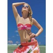 Sunflair 21124 korzetové plavky růžová