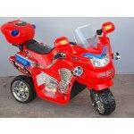 Bayo elektrická motorka FX střední velikost červená