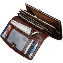 ADK Fiesta peněženka hnědá