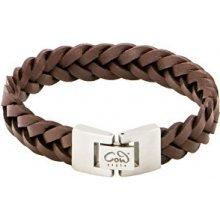 Cow Style pánský kožený náramek Georgetown CS03-5135