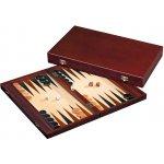 Philos Backgammon Vrhcáby velký červený