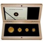 Maple Leaf Sada zlatých mincí 25.výročí 2013 Ultra High Relief