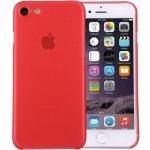 Pouzdro AppleKing super lehké tenké Apple iPhone 8/7 - červené