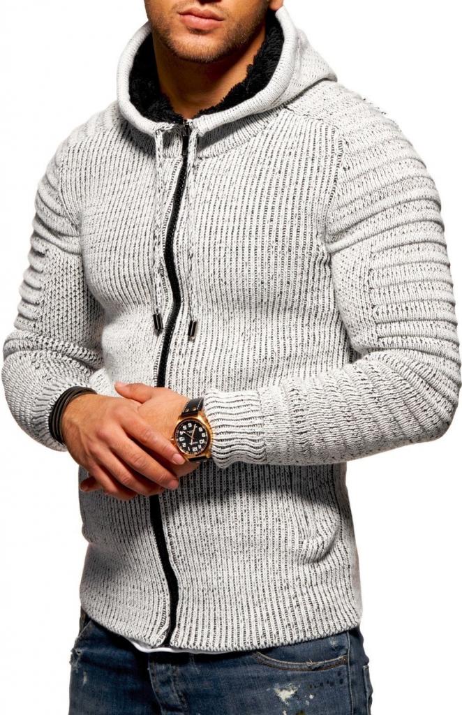 6bb91d6e002 Pánský pulovr Pánský pletený svetr model RS-1041 - Seznamzboží.cz