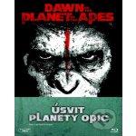 Úsvit planety opic BD