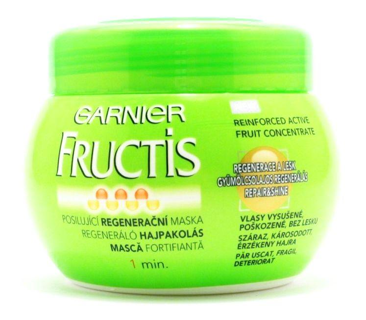 garnier fructis maska na vlasy