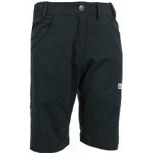 Nordblanc Entity dívčí outdoorové 3/4 kalhoty NBSPK6281 černá
