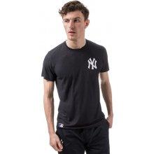 New Era Mens New York Yankees Diamond T Shirt Navy