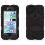 Pouzdro Griffin Apple iPhone 5/5S/SE Survivor černé