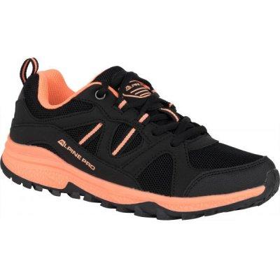 Alpine Pro Ola dámská outdoorová obuv černá