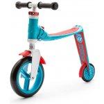Scoot & Ride Highwaybaby červeno-modrá