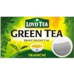 Loyd Tea Tradiční pravý zelený čaj 20 x 1,7 g