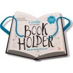If Gimble Adjustable Bookholder Držák na knihu Cestovní modrý 340 x 240 x 20 mm