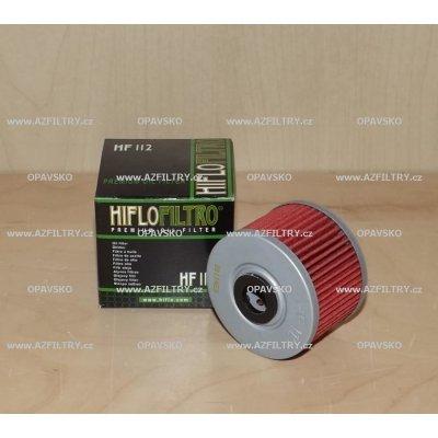 Hiflofiltro olejový filtr HF 112