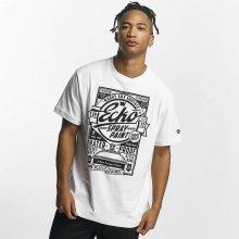 Ecko Unltd. / T Shirt Gordon´s Bay in white