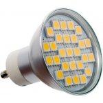LED bodová žárovka 4,5W GU10 230V denní bílá 360lm
