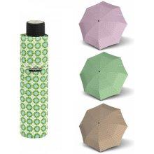Doppler Havanna Fiber PALMA dámský ultralehký mini deštník hnědá