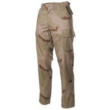 US BDU MFH kalhoty pánské 3 color desert