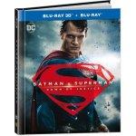 BATMAN vs. SUPERMAN: Úsvit spravedlnosti - prodloužená verze BD DigiBook