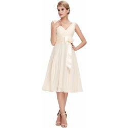 6bd5d06040ee Grace Karin společenské šaty CL6015-2 ivory