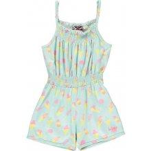 Lee Cooper All Over Print Jumpsuit Infant girls AOP Ice Cream