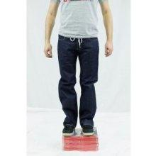 Matix jeansy MINER STRAIGHT LEG blue raw