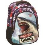 No Fear Back Me Up Batoh Shark