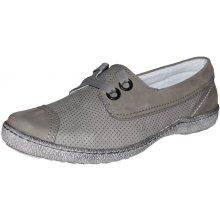 3bdcd15b2e3 Kacper vycházková obuv 2-5098 šedá