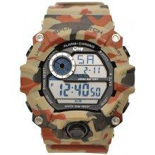 b819a8045 Armádní hodinky pro vojáky, vojenský styl GTUP 1040 khaki
