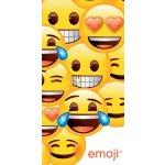 Jerry Fabrics Osuška Emoji 70x140 cm