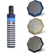 Doppler Magic Carbonsteel MARINA dámský skládací plně automatický deštník modrá