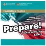 Cambridge English Prepare! Level 3 Class Audio CDs (2)
