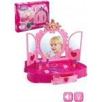 Bayo Dětský toaletní stolek s pianem a židličkou příslušenství 13 ks