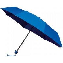 Skládací deštník FASHION sv. modrý