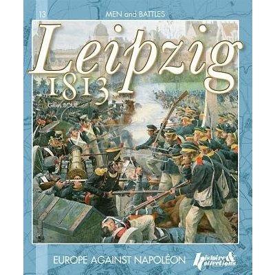 Battle of Leipzig 1813 Boue GillesPaperback