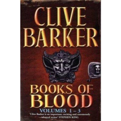 Books of Blood Omnibus C. Barker