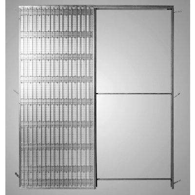 JAP stavební pouzdro 705 NORMA STANDARD 800 mm do zdi