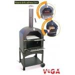 VeGA Zahradní gril BBQ VICTORIA 3IN1