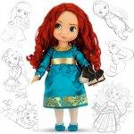 Disney Animators Panenka Merida/Rebelka 40 cm