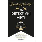 Christie: Detektivní hry Past na myši, Pavučina, Svědkyně obžaloby - Christie Agatha