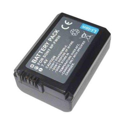 TRX NP-FW50 1500 mAh baterie - neoriginální