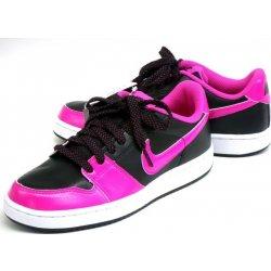 874bedf8b01 Nike Boty Air Max Thea Ladies Running Trainers Pink černé od 769 Kč ...