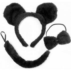 Karnevalový kostým Sada Myška d7b051314a
