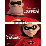 Úžasňákovi 1 + 2 kolekce - 2 Blu-ray