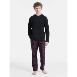 e86fafea5 Calvin Klein NM1590 pánské pyžamo dlouhé černé od 1 799 Kč - Heureka.cz