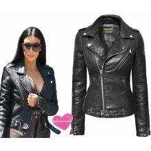 08d703050d5f Fashionweek Moto Lux Kim Kardashian F120 křivák černá