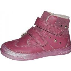 824e0c90e97 Dětská bota D.D. step dívčí zimní obuv 040-29BL malinová
