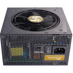 Seasonic FOCUS Plus 650W Gold SSR-650FX 1FX65GFRT3A11W