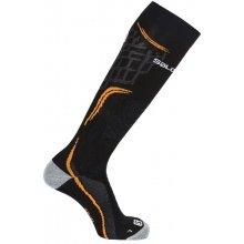 Salomon ponožky X PRO black/orange