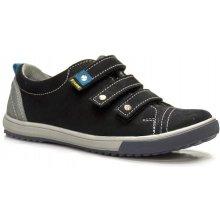 Kožená obuv Fare 2617211 černé